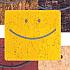 [Corco] 스마일 카드지갑 옐로우