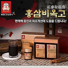 [정관장]홍삼비옥고100g x 2병