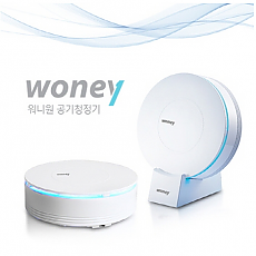 [하이마트 판매 모델]  워니 공기청정기